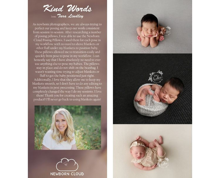 Tara Lindley Reviews Newborn Cloud